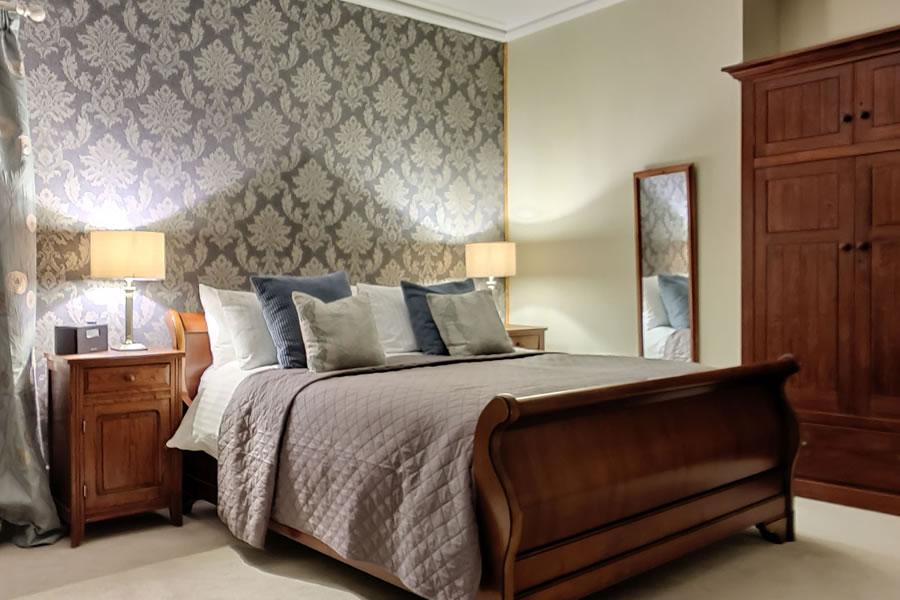 D bedroom