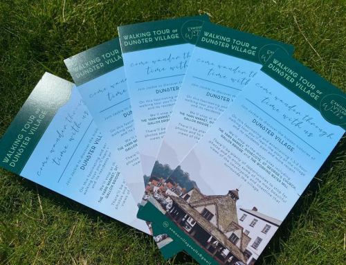 New Dunster Leaflets Available