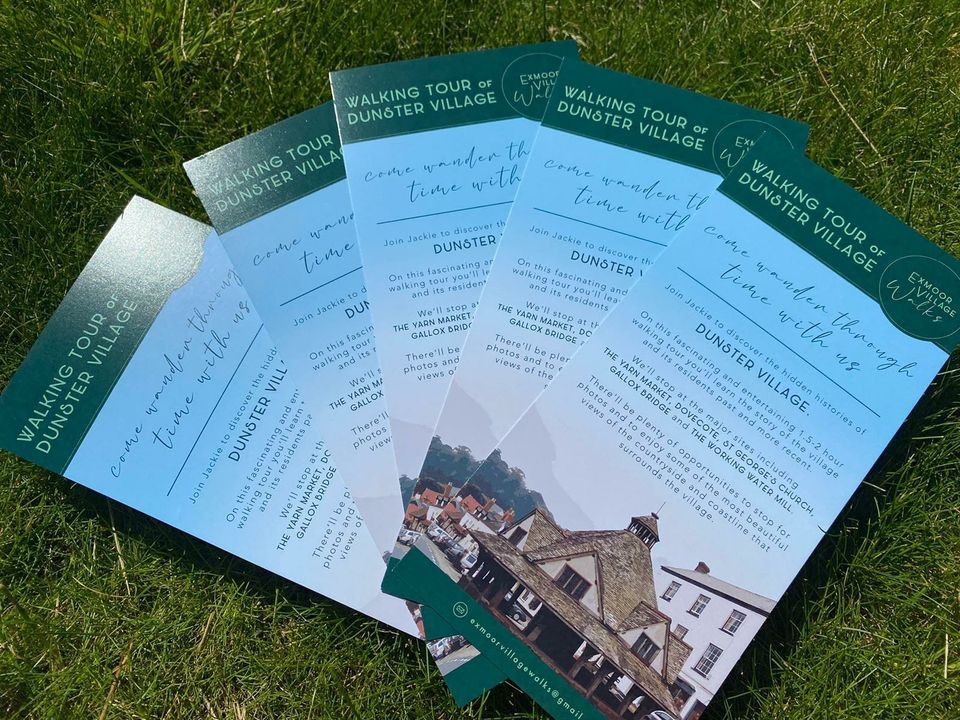 Leaflets for our guests