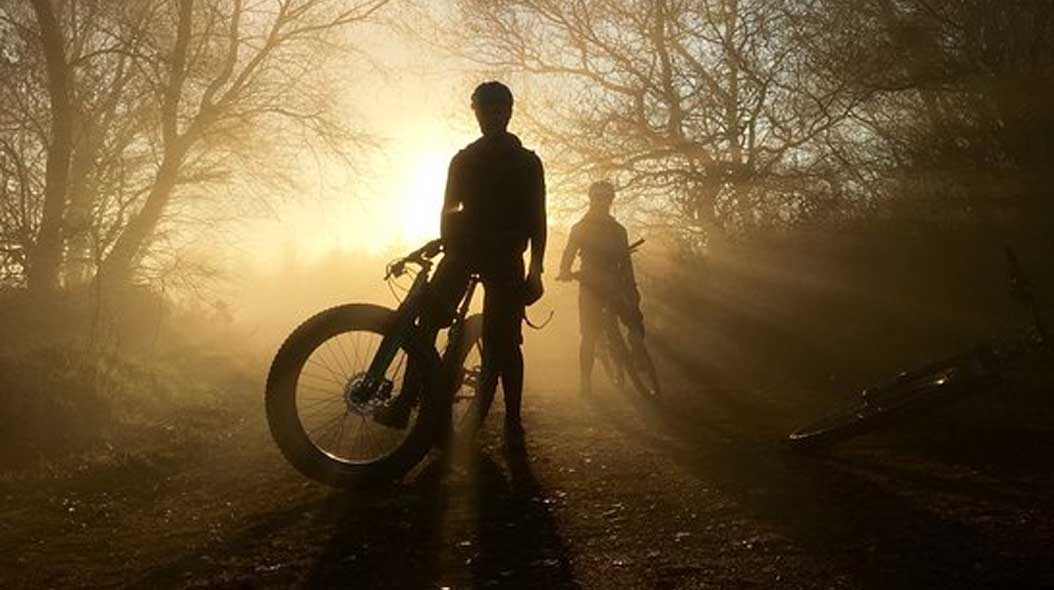 Exmoor adventures cycling