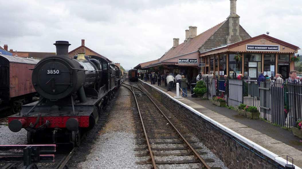 West somerset steam railway